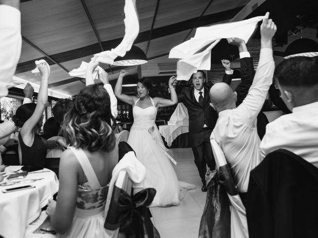 La boda de Oscar y Cristina en Montroig-mar, Tarragona 11