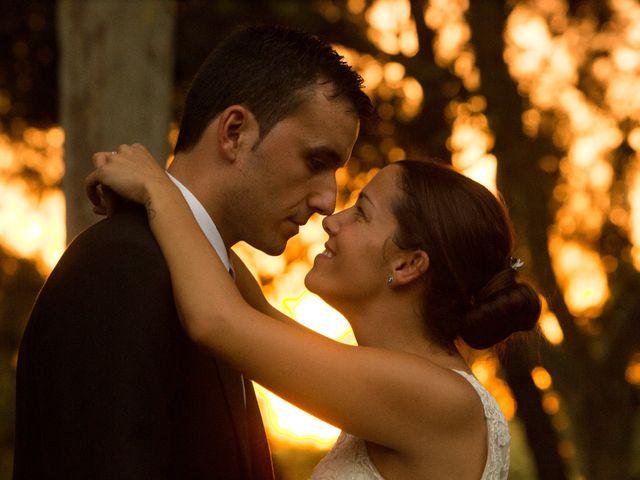 La boda de Nerea y Sergio