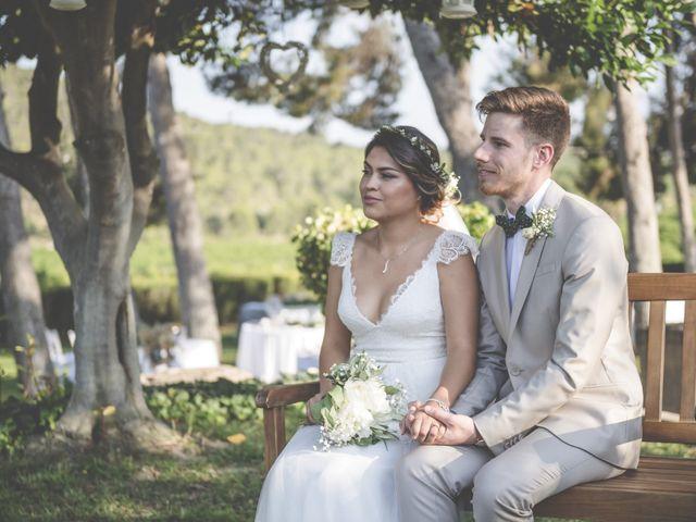 La boda de Tommy y Stefania en Chiva, Valencia 15