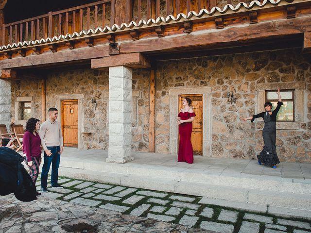 La boda de Manuel y Tamara en El Berrueco, Madrid 10