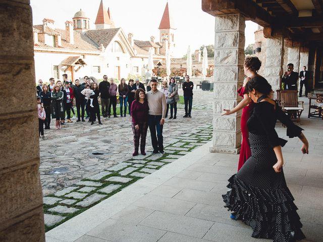La boda de Manuel y Tamara en El Berrueco, Madrid 11