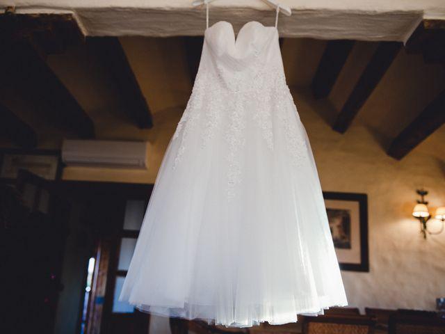 La boda de Manuel y Tamara en El Berrueco, Madrid 19