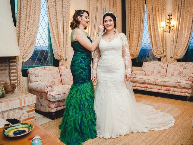 La boda de Manuel y Tamara en El Berrueco, Madrid 33