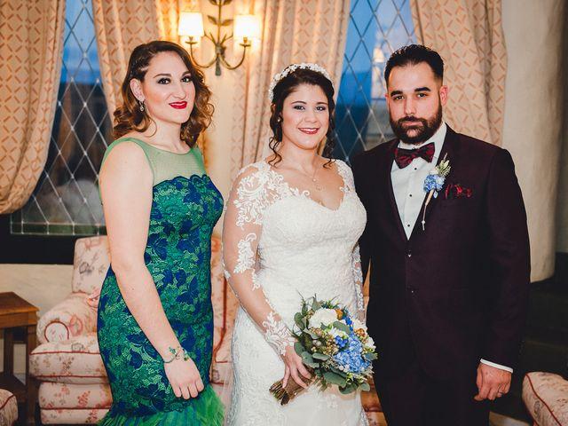 La boda de Manuel y Tamara en El Berrueco, Madrid 36