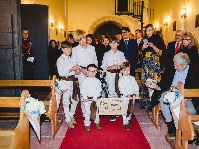 La boda de Manuel y Tamara en El Berrueco, Madrid 39