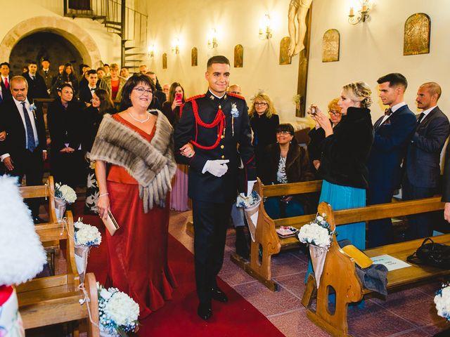 La boda de Manuel y Tamara en El Berrueco, Madrid 40