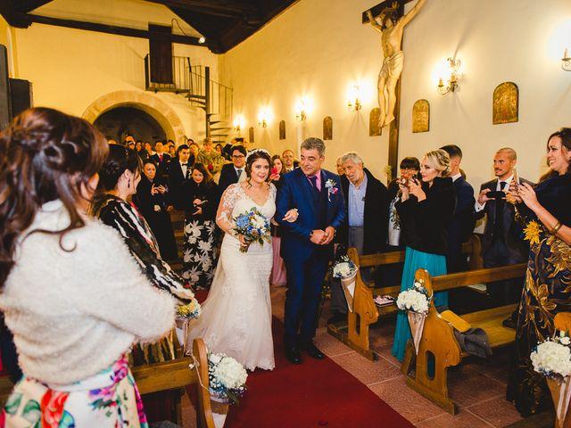 La boda de Manuel y Tamara en El Berrueco, Madrid 44