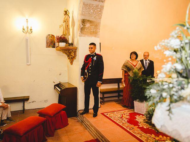 La boda de Manuel y Tamara en El Berrueco, Madrid 46