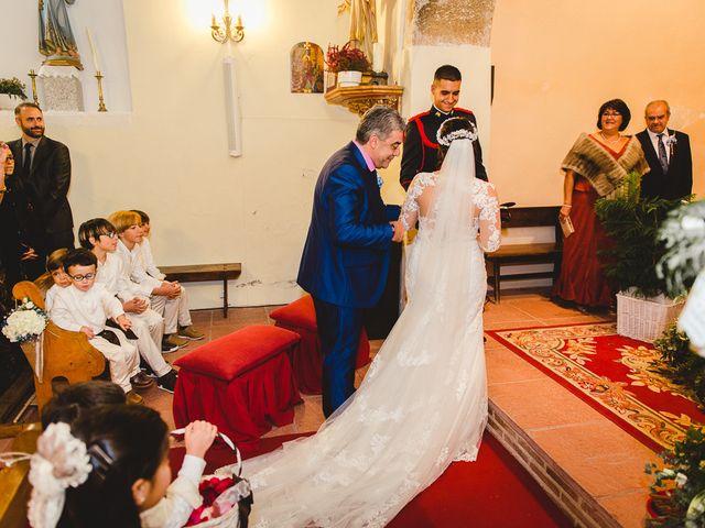 La boda de Manuel y Tamara en El Berrueco, Madrid 47
