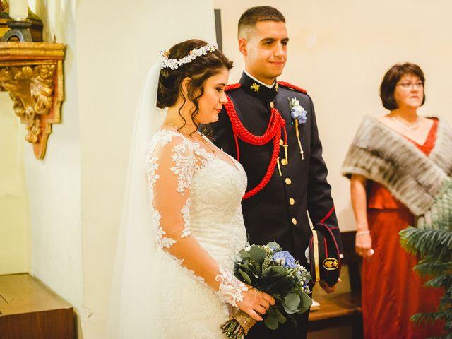 La boda de Manuel y Tamara en El Berrueco, Madrid 48