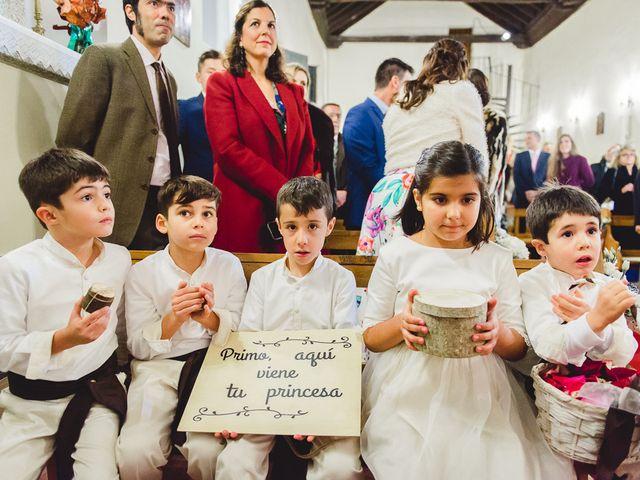 La boda de Manuel y Tamara en El Berrueco, Madrid 50