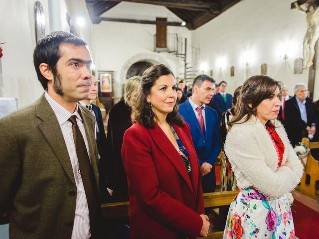 La boda de Manuel y Tamara en El Berrueco, Madrid 52