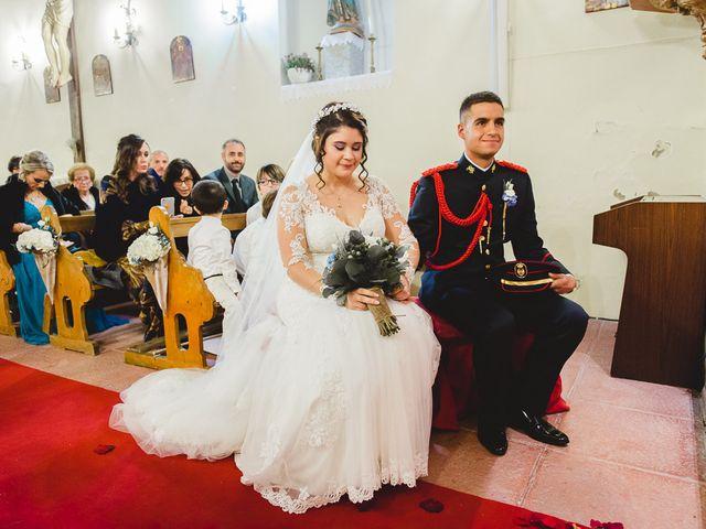 La boda de Manuel y Tamara en El Berrueco, Madrid 54