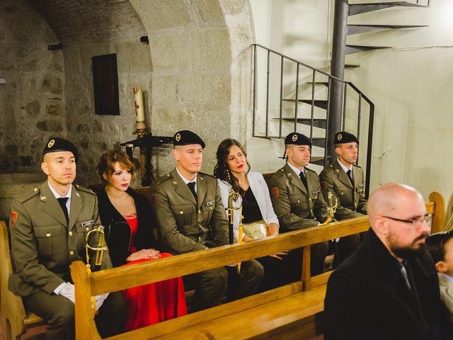 La boda de Manuel y Tamara en El Berrueco, Madrid 57