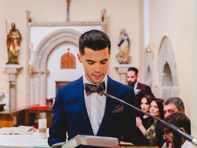 La boda de Manuel y Tamara en El Berrueco, Madrid 59