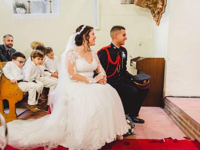 La boda de Manuel y Tamara en El Berrueco, Madrid 60