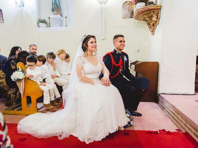 La boda de Manuel y Tamara en El Berrueco, Madrid 61