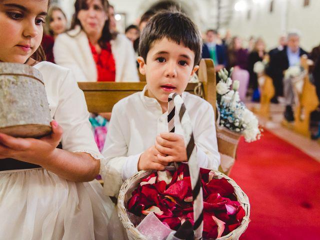 La boda de Manuel y Tamara en El Berrueco, Madrid 62