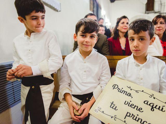 La boda de Manuel y Tamara en El Berrueco, Madrid 63