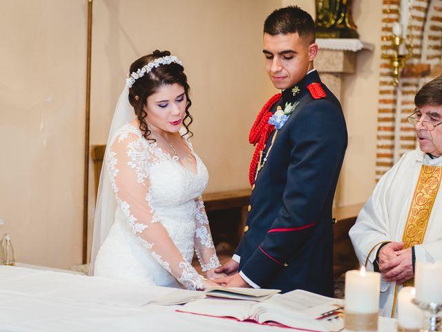La boda de Manuel y Tamara en El Berrueco, Madrid 66