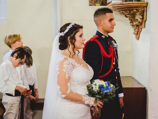 La boda de Manuel y Tamara en El Berrueco, Madrid 74