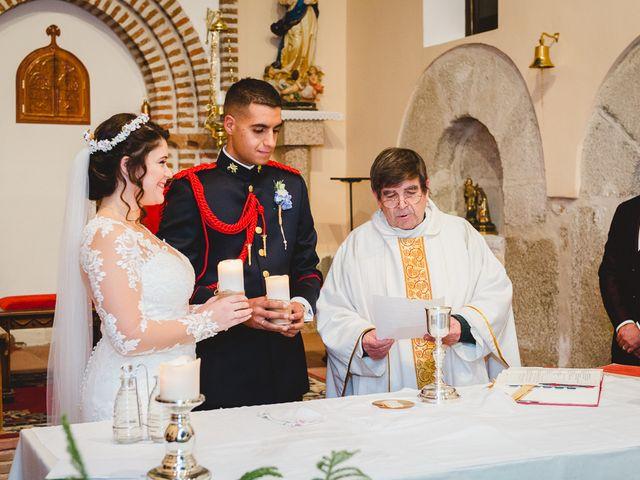 La boda de Manuel y Tamara en El Berrueco, Madrid 75