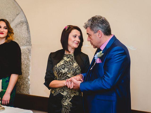 La boda de Manuel y Tamara en El Berrueco, Madrid 77