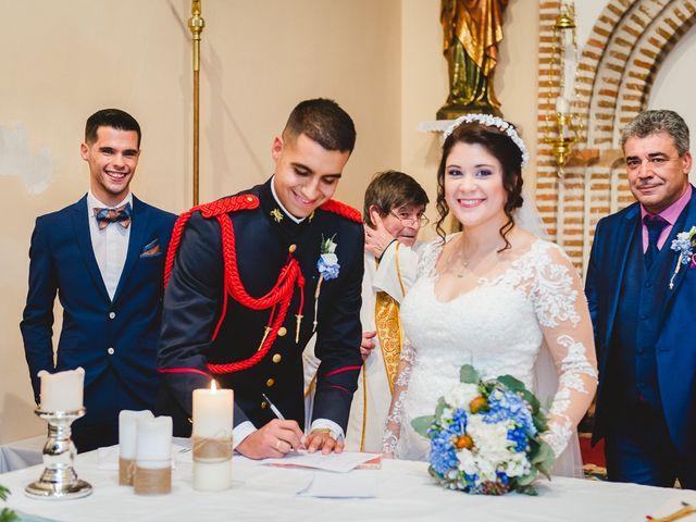 La boda de Manuel y Tamara en El Berrueco, Madrid 78