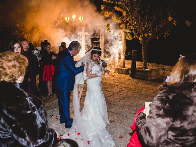 La boda de Manuel y Tamara en El Berrueco, Madrid 93