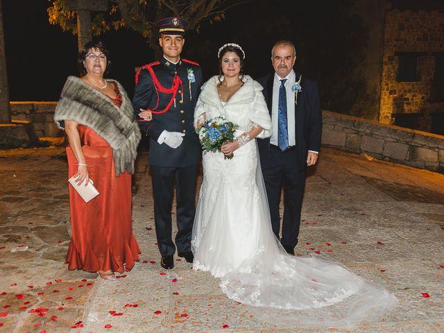 La boda de Manuel y Tamara en El Berrueco, Madrid 96
