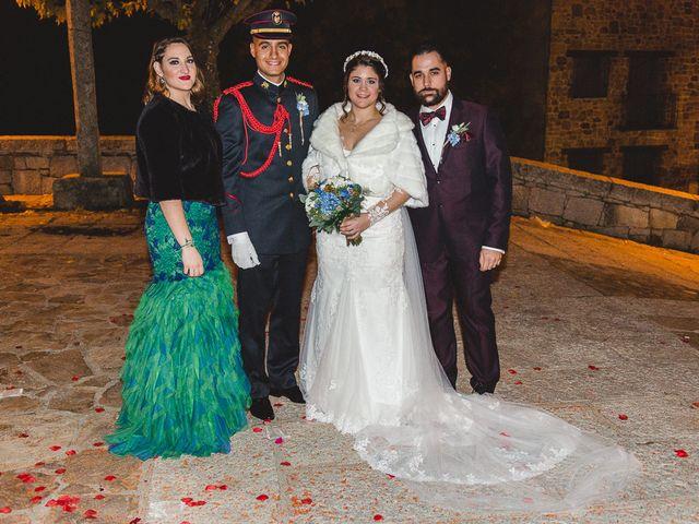 La boda de Manuel y Tamara en El Berrueco, Madrid 97