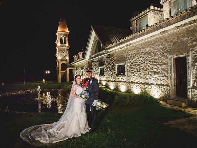 La boda de Manuel y Tamara en El Berrueco, Madrid 98