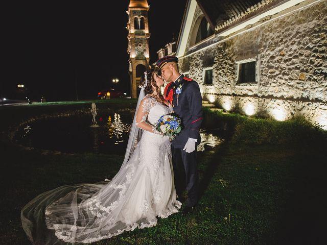 La boda de Manuel y Tamara en El Berrueco, Madrid 99