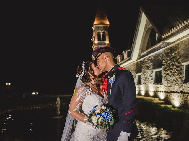 La boda de Manuel y Tamara en El Berrueco, Madrid 100