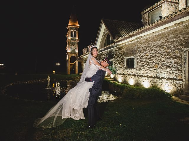La boda de Manuel y Tamara en El Berrueco, Madrid 101