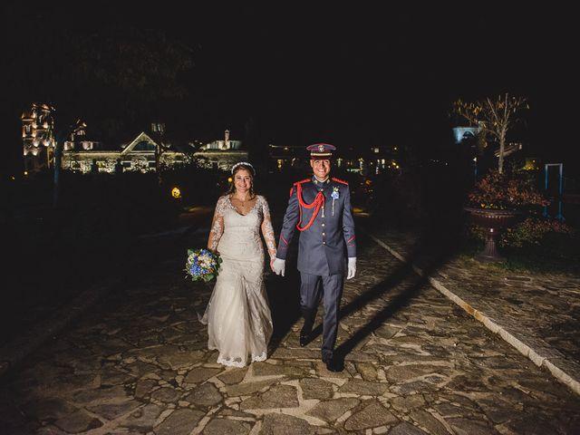 La boda de Manuel y Tamara en El Berrueco, Madrid 103