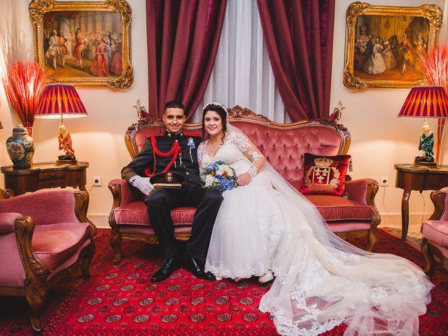 La boda de Manuel y Tamara en El Berrueco, Madrid 105