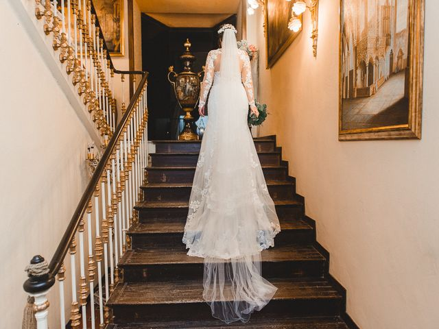 La boda de Manuel y Tamara en El Berrueco, Madrid 106