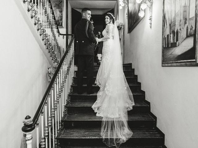 La boda de Manuel y Tamara en El Berrueco, Madrid 107
