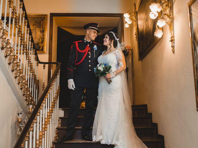 La boda de Manuel y Tamara en El Berrueco, Madrid 108