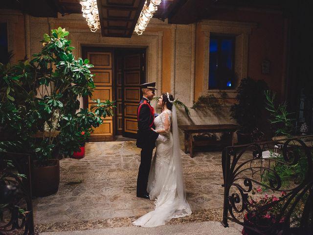 La boda de Manuel y Tamara en El Berrueco, Madrid 110