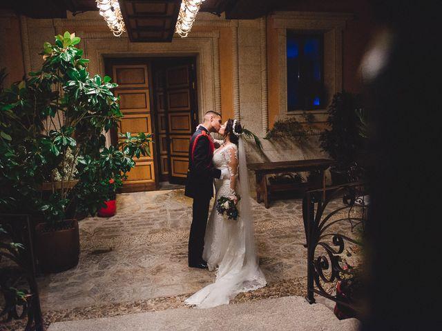 La boda de Manuel y Tamara en El Berrueco, Madrid 111