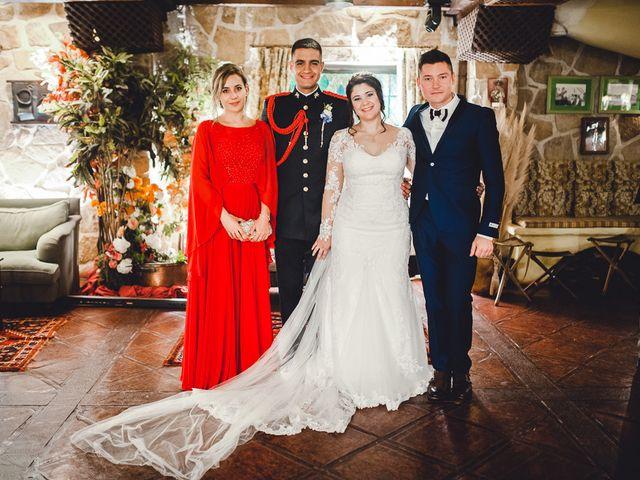 La boda de Manuel y Tamara en El Berrueco, Madrid 118