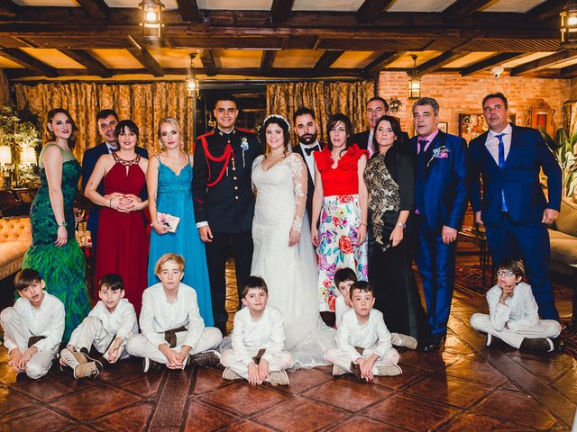 La boda de Manuel y Tamara en El Berrueco, Madrid 119
