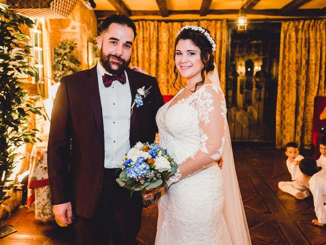 La boda de Manuel y Tamara en El Berrueco, Madrid 123