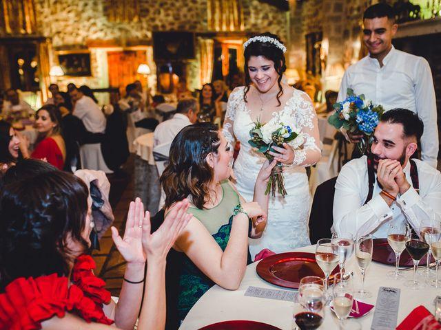 La boda de Manuel y Tamara en El Berrueco, Madrid 126