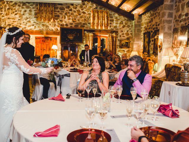 La boda de Manuel y Tamara en El Berrueco, Madrid 128