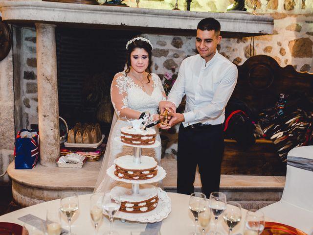 La boda de Manuel y Tamara en El Berrueco, Madrid 129