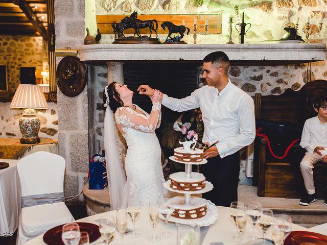 La boda de Manuel y Tamara en El Berrueco, Madrid 130
