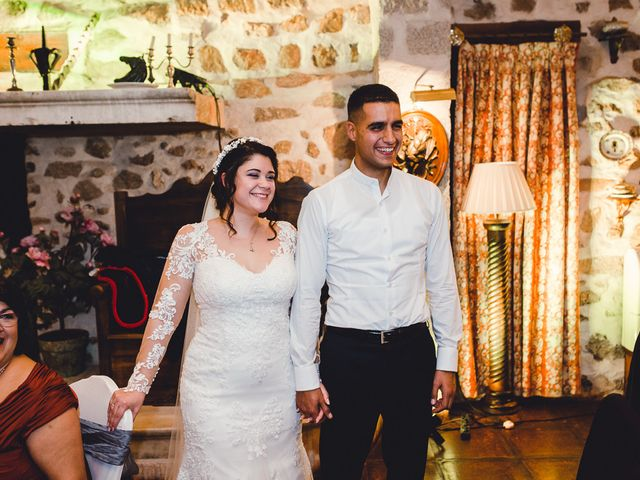La boda de Manuel y Tamara en El Berrueco, Madrid 131